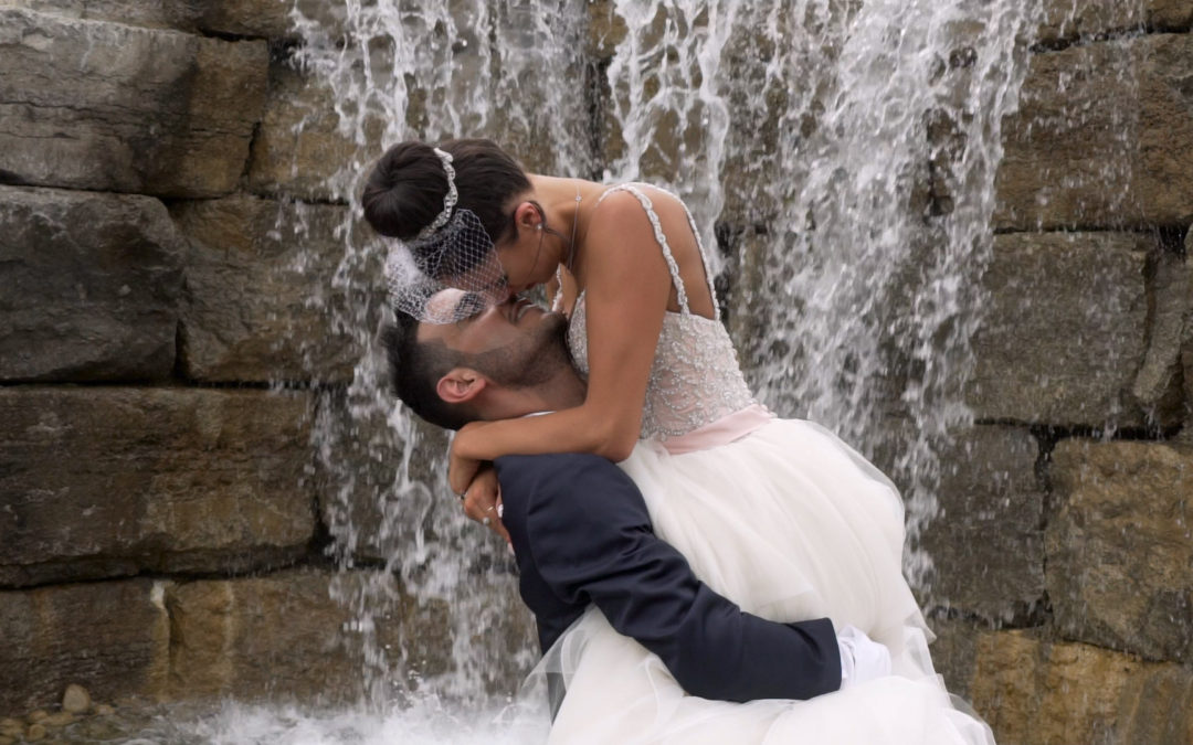 Laryssa & Devin's Wedding Highlight Feature Film
