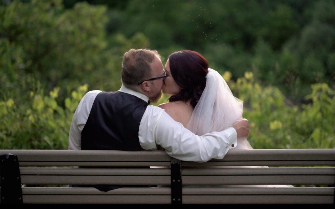 Lizzie & Aron's Wedding Film Preview
