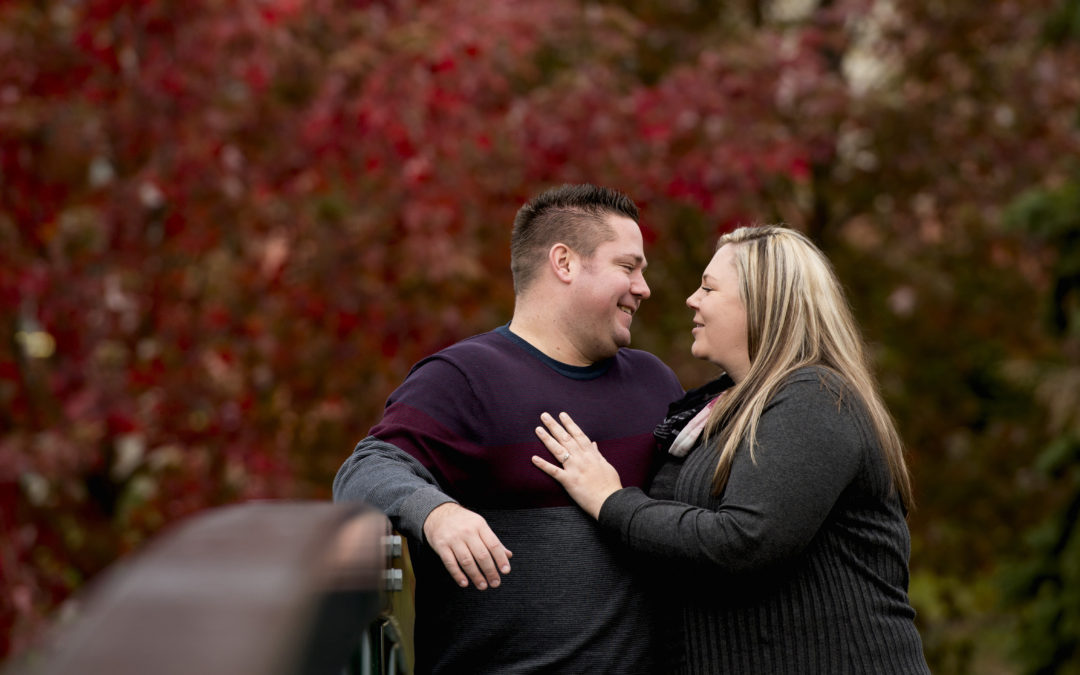 Mike & Laura's Engagement Session