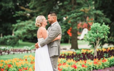 Lisa & Jay's Wedding Preview Gallery