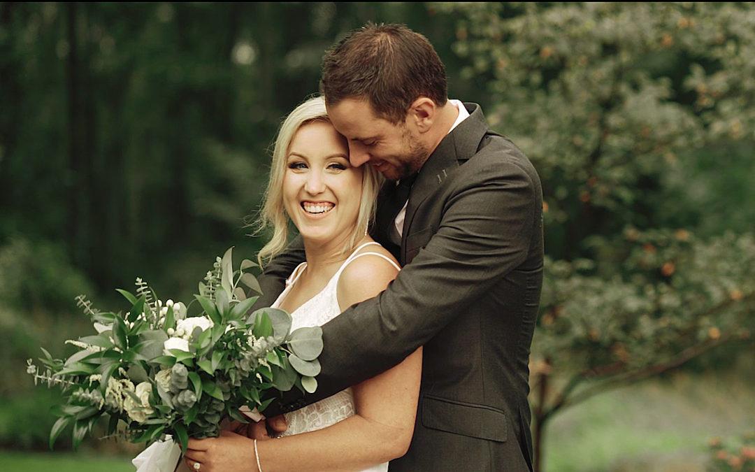 Meghan & Dan's Wedding Highlight Film