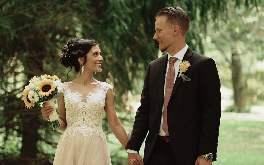 Sidrah & Richie's Wedding Highlight Film