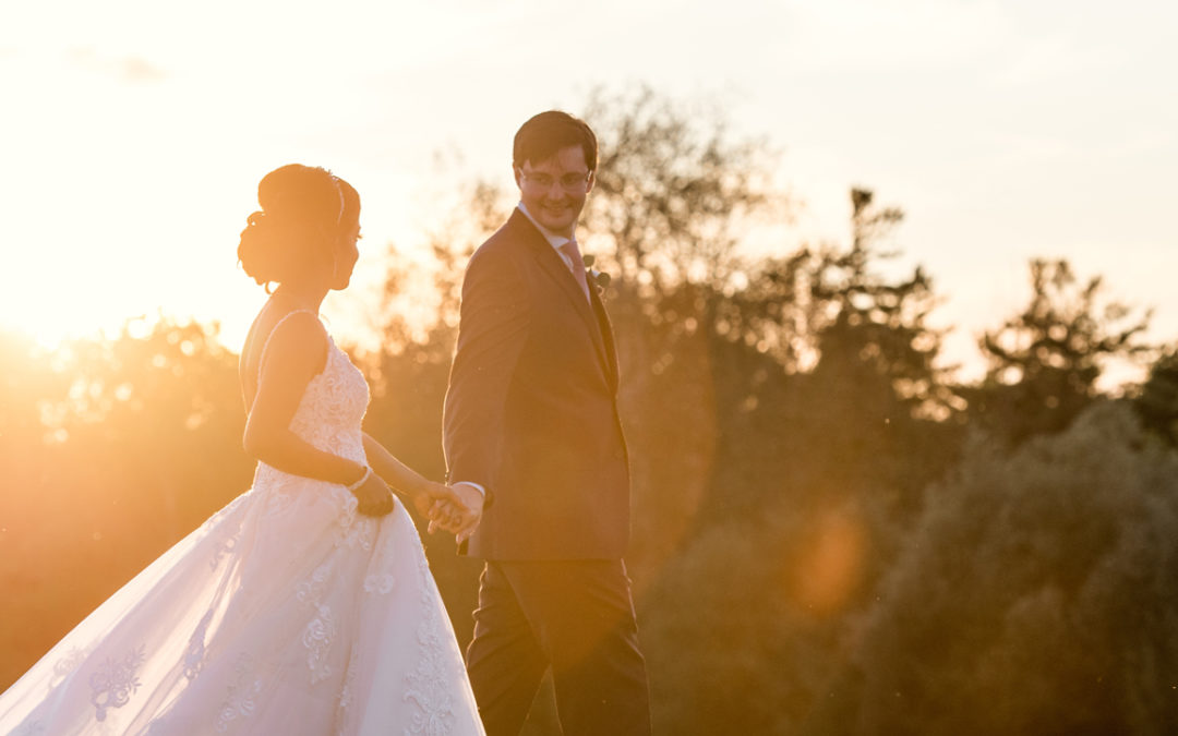 Stephanie & James' Wedding Highlight Film