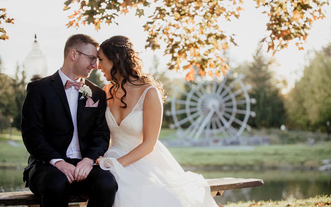 Erika & Lucas' Wedding Highlight Film